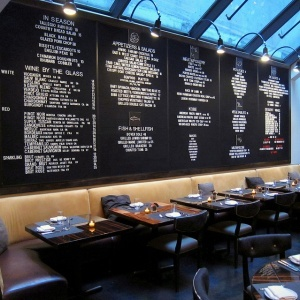 The Role of Restaurant Decor; BLT Prime, New York