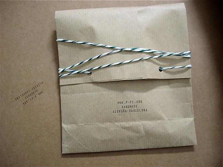 Piezas y paquetes.