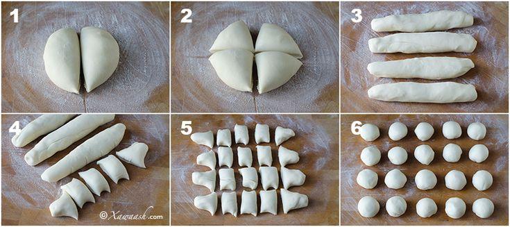 Filo (Phyllo) Dough (Bur Fiilo) Pâte Phyllo عجينة الفيلو/الكلاج/الجلاش | Xawaash.com