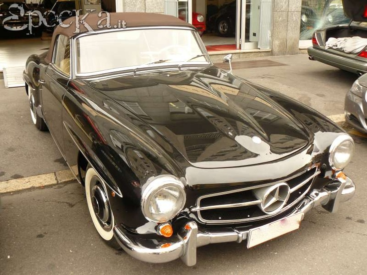 8 best 190 sl roadster images on pinterest royce for Mercedes benz hornsby