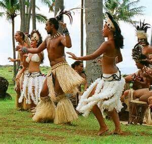 Natives of Rapa Nui