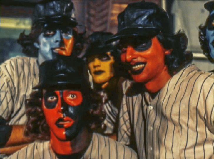 The Warriors Movie Gang 1979 Baseball Furies Warrior Movie Warrior Flix