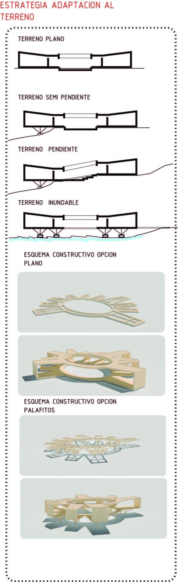 Galeria - Primeiro Lugar no Concurso Protótipo de Escola de Música / Espacio Colectivo Arquitectos - 16
