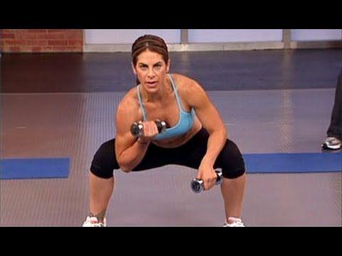 Jillian Michaels: No More Trouble Zones Workout- Circuit 3
