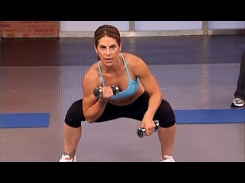 Jillian Michaels: No More Trouble Zones Workout- Circuit 3 is an intense strength-building circuit that is designed to sculpt lean muscle, burn fat, and tone stubborn problem areas using Jillian's surefire formula that combines dynamic upper and lower body-toning exercises. Grab a light set of hand weights and get ready to sweat as America's Tou...