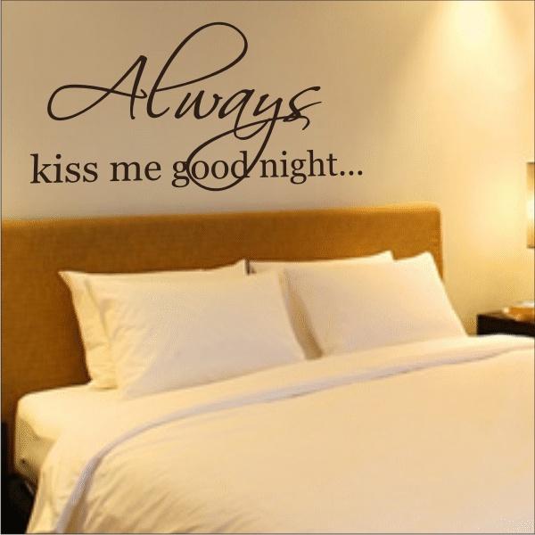 58 best Always Kiss Me Goodnight images on Pinterest   Kiss, Kiss me ...