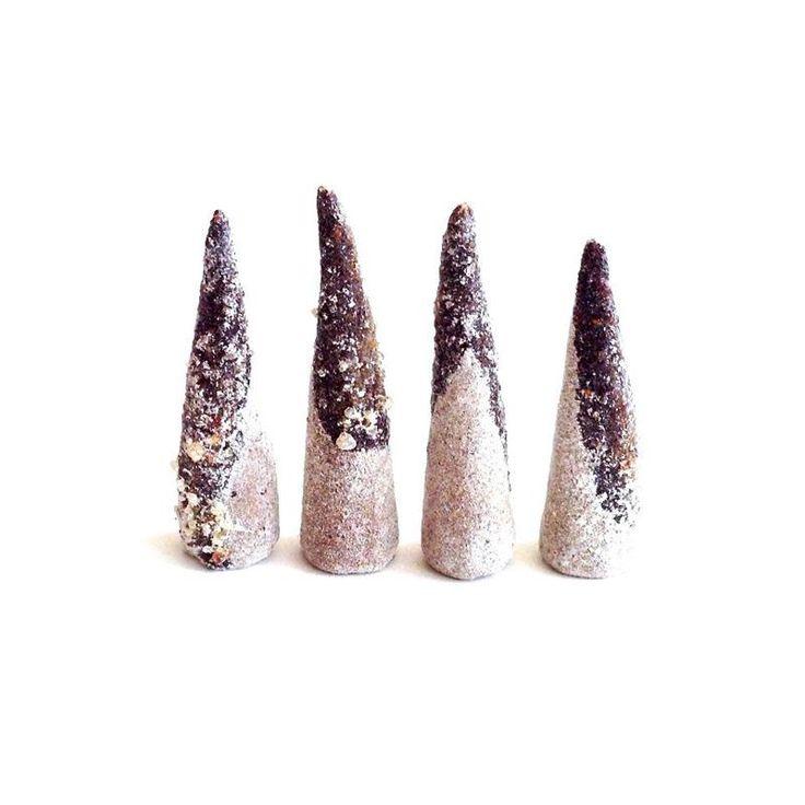 Lavender + Frankincense Incense Cones