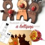 Two+Paper+Reindeers
