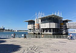O Oceanário de Lisboa localiza-se na freguesia do Parque das Nações, na cidade de Lisboa, em Portugal. Constitui-se em um aquário público e instituição de pesquisa sobre Biologia marinha e Oceanografia. É o segundo maior oceanário do Mundo e contém uma extensa colecção de espécies — aves, mamíferos, peixes e outros habitantes marinhos. O Oceanário assinalou em 27 de Fevereiro de 2016 os 20 milhões de visitantes.. Em 2015 foi considerado o melhor do mundo