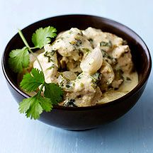 WeightWatchers.co.uk: Weight Watchers recipe - Thai green chicken curry