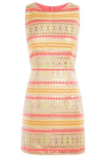 Louche Cyrus dress, £65.