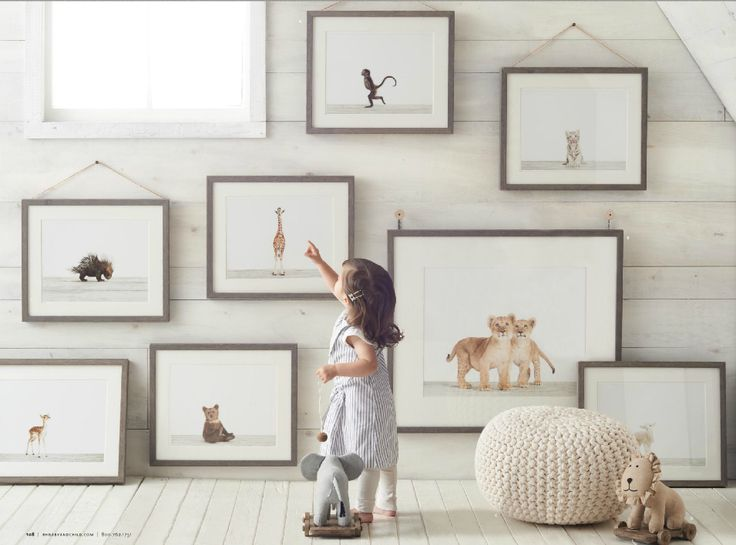INSPIRATION: delightful spaces for kids and babies