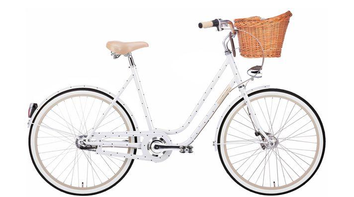 Creme Cycles 2014 - Creme Molly Chick Polka Dot