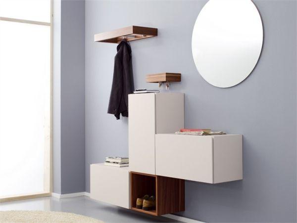 tipps zur flurgestaltung moderne möbel stauraum sudbrock Möbelwerk