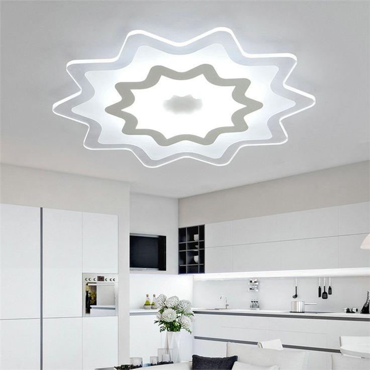 LEDシーリングライト 照明器具 寝室照明 リビング照明 オシャレ照明 多角星型 LED対応