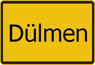 Autoverschrottung in Dülmen