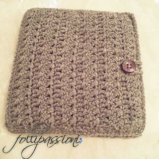 Follipassioni: progetto Ravelry: Crochet Hook Case: tutorial free!