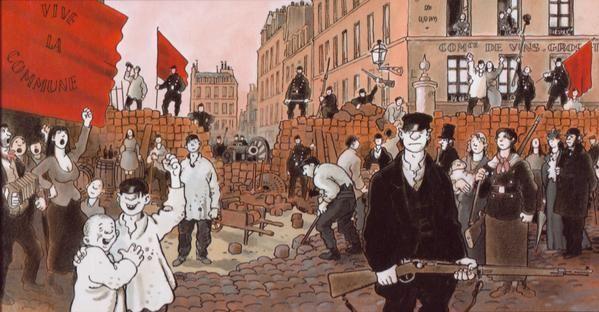 """Le 22 mai 1871 : Émile Zola décrit la """"Semaine sanglante"""" de la Commune dans cette lettre."""