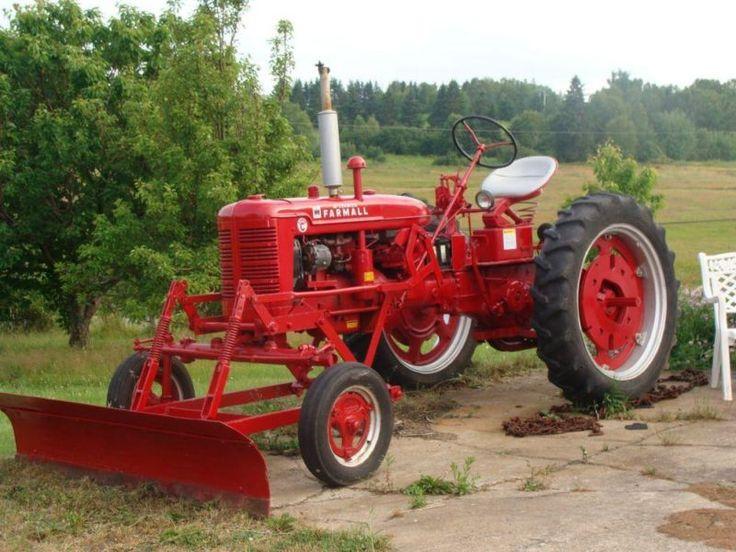 Farmall C Tractor : S farmall super c tractor tractors