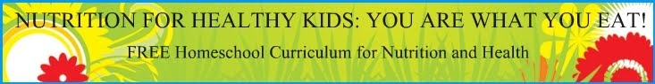 Nutrition for Healthy Kids: You Are What You Eat!: Index of Nutrition Lessons