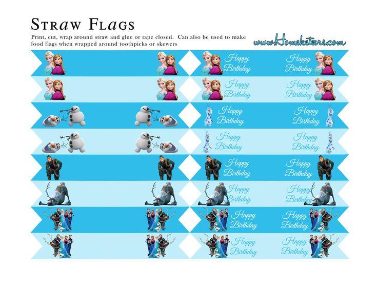 Frozen birthday party | Free Frozen Birthday Party Printables @Shannon Bellanca Redden