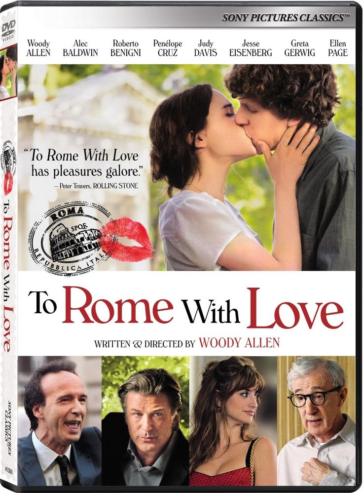 Sony Home Pictures To Rome with Love