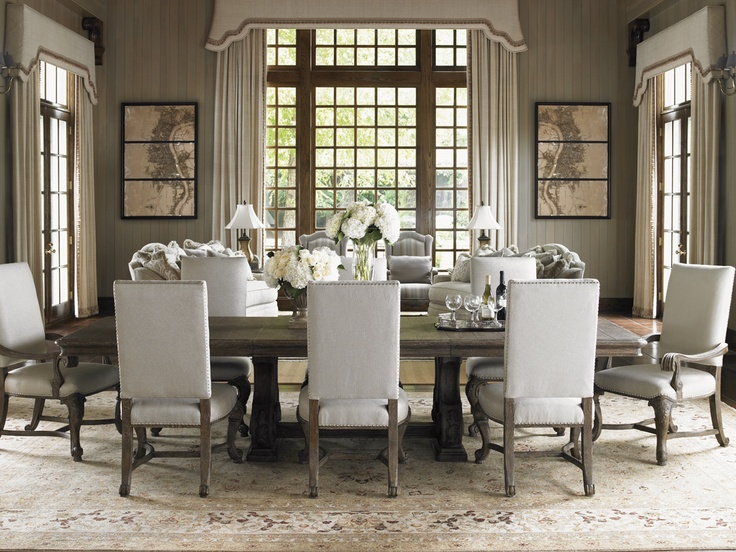 39 Best Dining Room Furniture Images On Pinterest  Dining Rooms Captivating Formal Dining Room Set Design Decoration