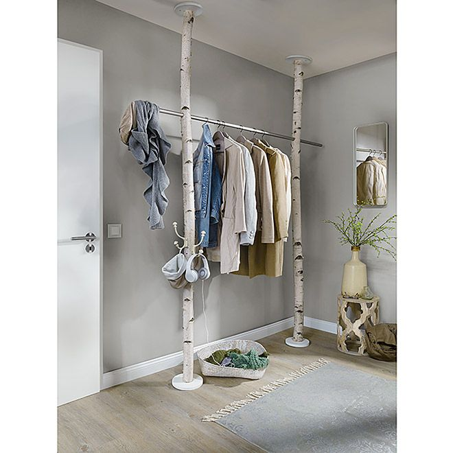49 best DIY Interior Garderobe images on Pinterest Coat stands