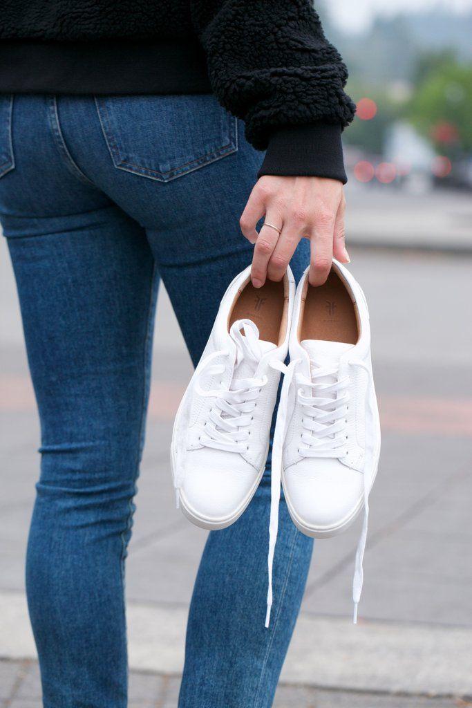 frye ivy low lace sneaker - Google