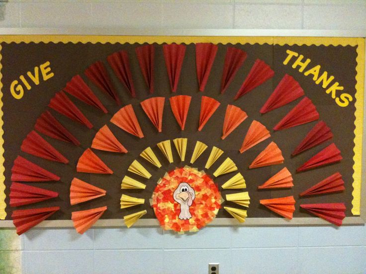 My favorite bulletin board. I did this for the month of November. The students absolutely loved it.