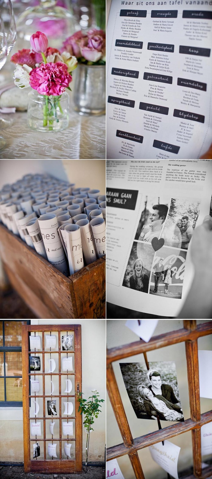 I love this photo display idea! Super Cute.