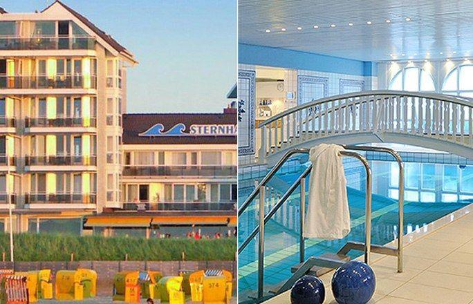 Platz 10: Badhotel 'Sternhagen' in Cuxhaven - Die 10 besten Wellnesshotels Deutschlands - gofeminin