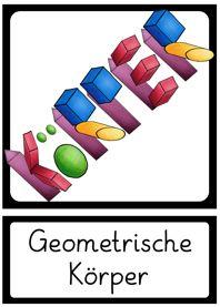 -stationsarbeit-geometrische-koerper - Grundschulkram aus der Kruschkiste - DesignBlog