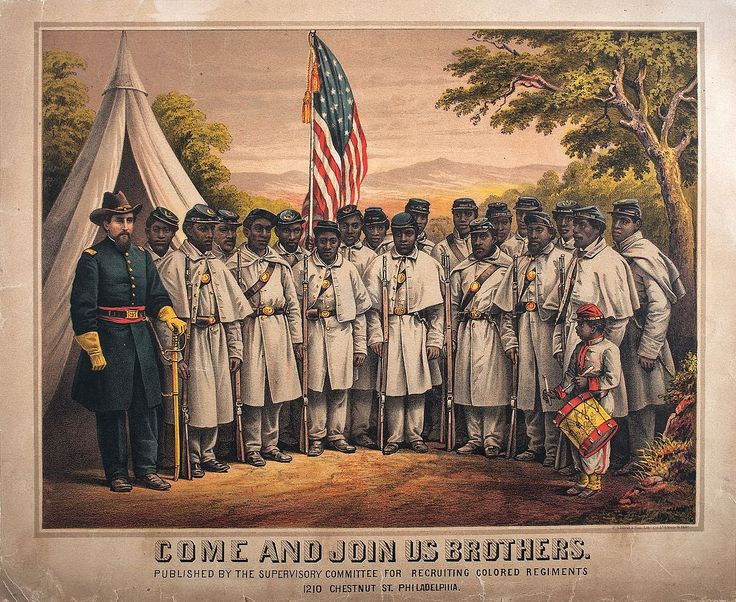"""http://ift.tt/2pUCBm1 That during the Civil War the US Colored Troops motto was """"Sic Semper Tyrannis"""""""