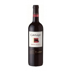 Gato Negro Cabernet Sauvignon from Chile. Great name, but the wine itself was so-so. $5.99