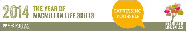 Macmillan Life Skills: language is a life skill series of lesson plans on precatical english