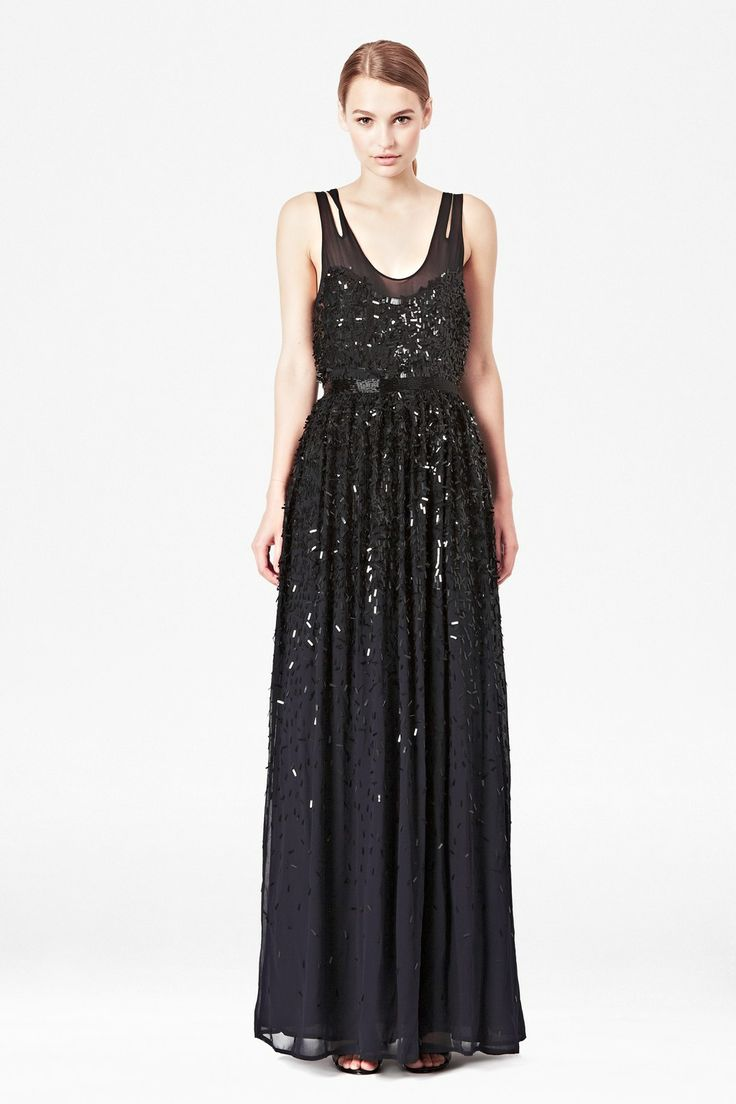 Shimmer Shower Maxi Dress - Sale - French Connection