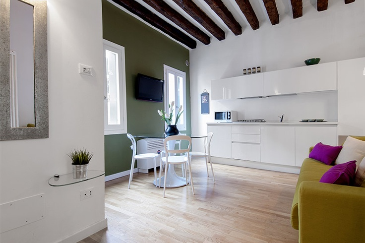 4 - El apartamento Glorioso en Venecia