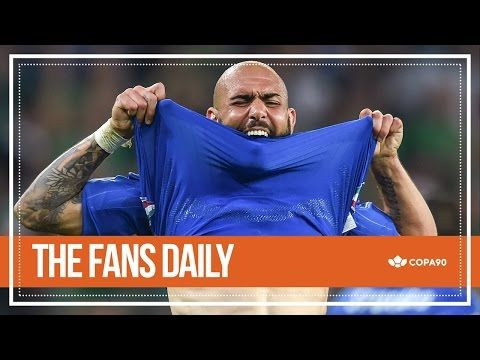 Simone Zaza's Guide How NOT To Take A Penalty | The Fans Daily - YouTube