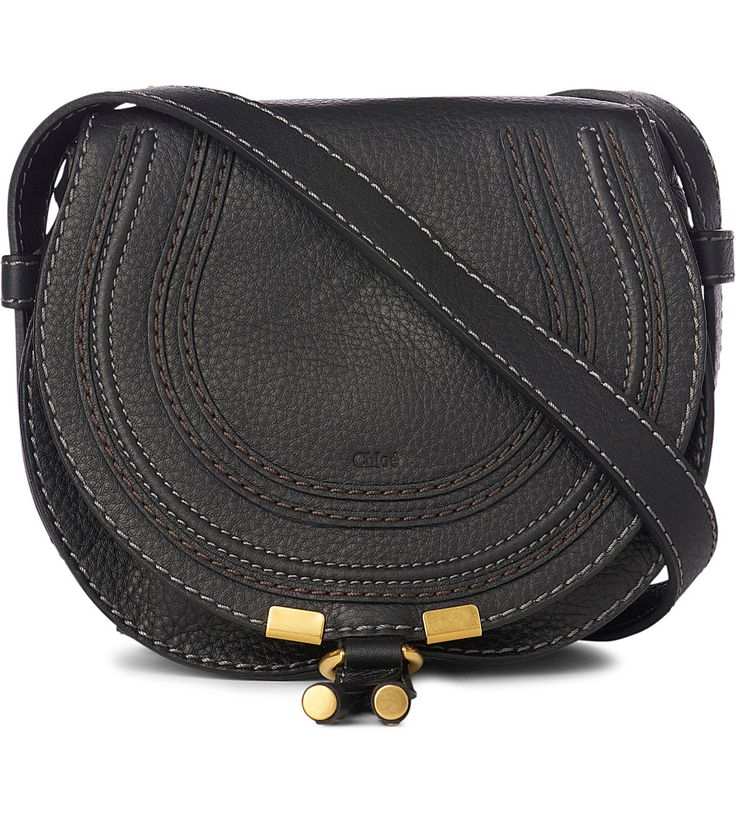 CHLOE - Marcie small saddle bag | Selfridges.com Perfect for city girls who like to travel light,