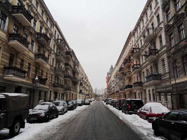 Berlin kreuzberg Fidicinstrasse