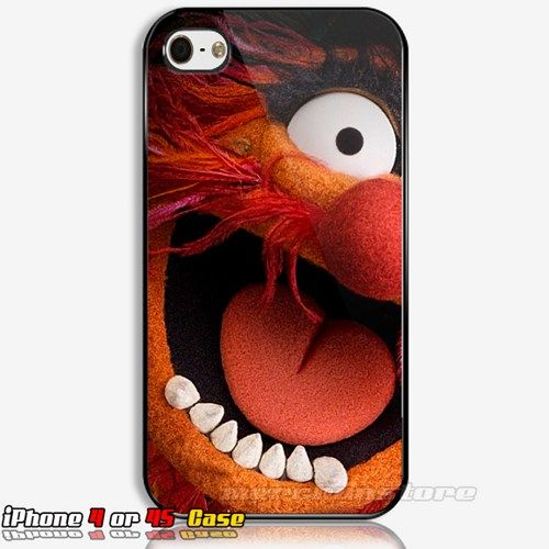 THE MUPPETS - ANIMAL iPhone 4 or 4S Case | Merchanstore - Accessories on ArtFire