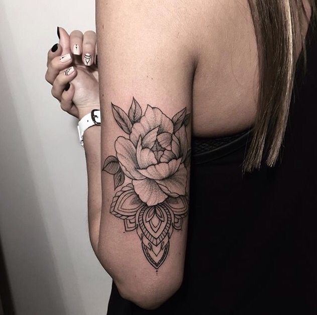 25+ Best Ideas About Upper Arm Tattoos On Pinterest