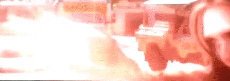 Elizabeth Olsen as Wanda Maximoff/Scarlet Witch in Disney Channel BTS - Captain America: Civil War - Scarlet Witch Featurette