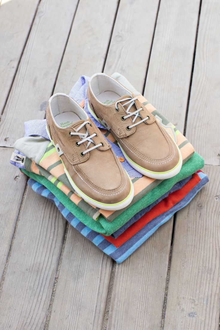 Boys shoes - Chilean Design