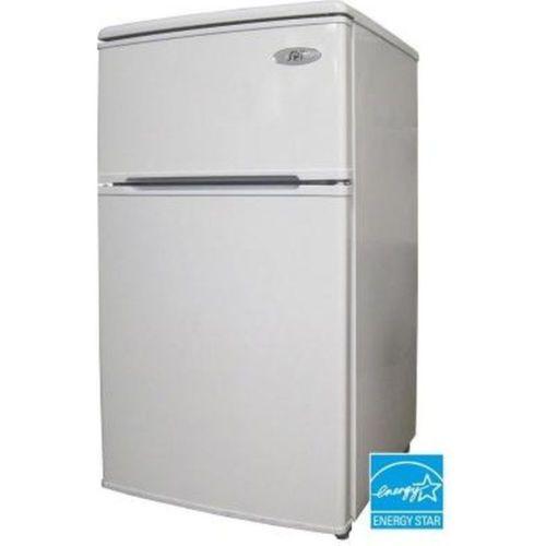fridge top freezer small free standing apartment refrigerator ebay