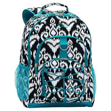Gear-Up Damask Chandelier Backpack #pbteen