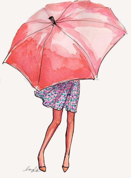 "Monsoon Season (Framed Original) 7x9.5""| Inslee by Design"