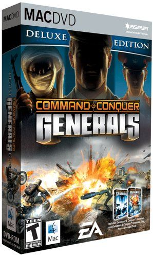 COMMAND AND CONQUER - GENERALS DELUXE