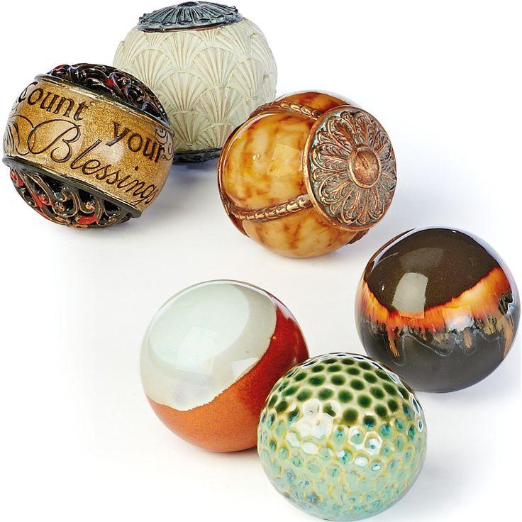 Decorative Orbs